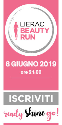 Lierac Beauty run 2019
