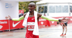 Super Sir Mo Farah batte il record europeo alla maratona a Chicago
